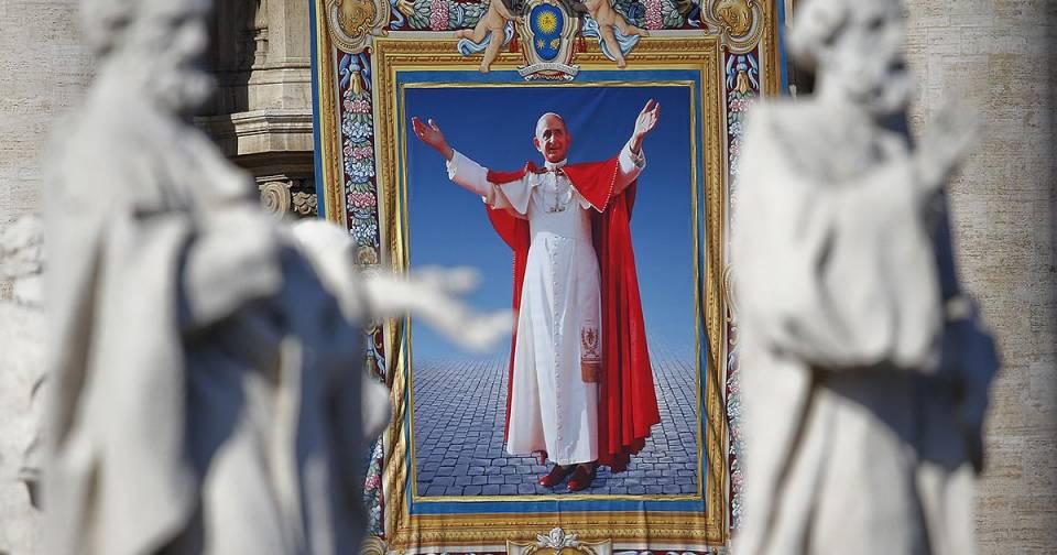 Paul VI banner