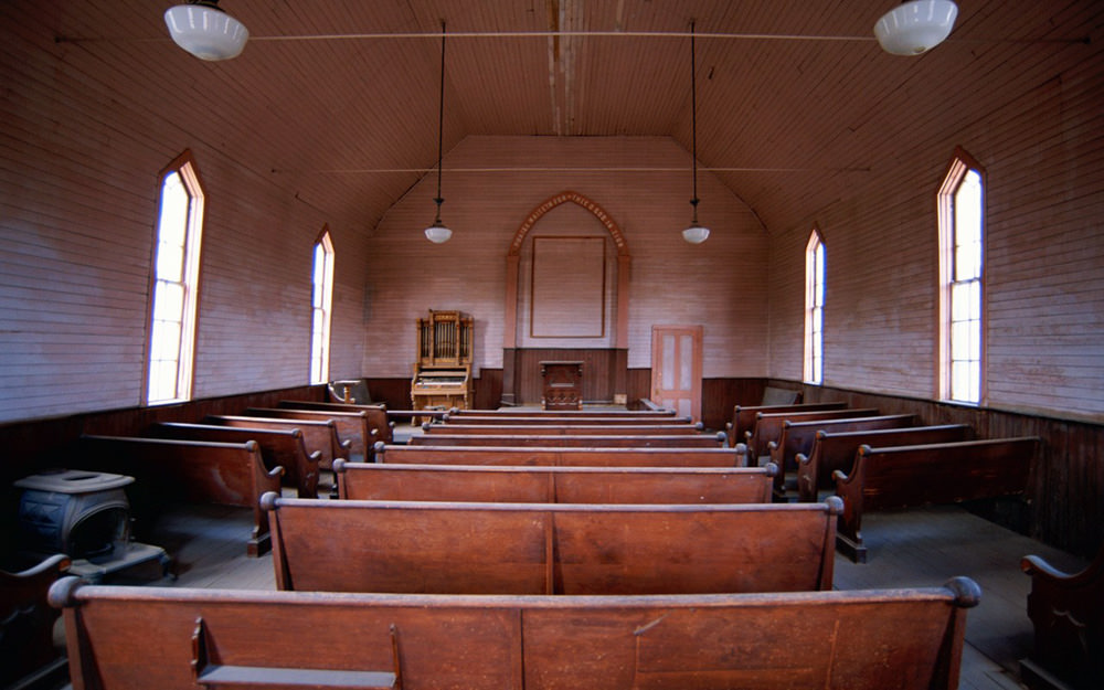 Protestant building