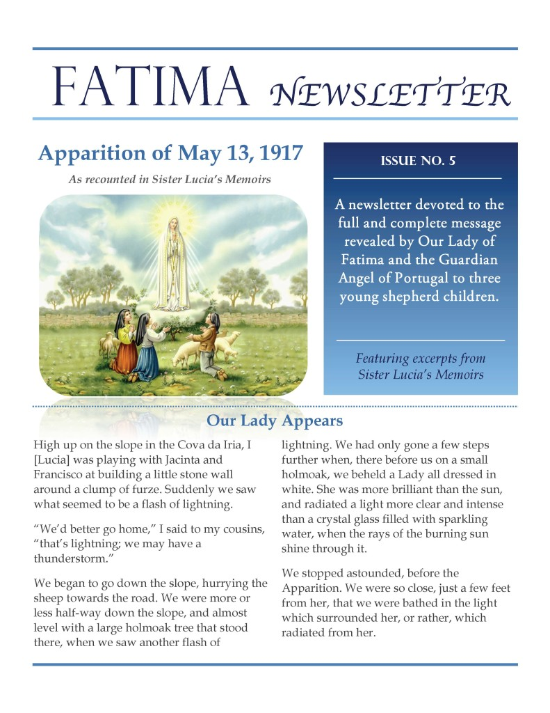 Fatima Newsletter_Issue 5_May 2019_Page_1