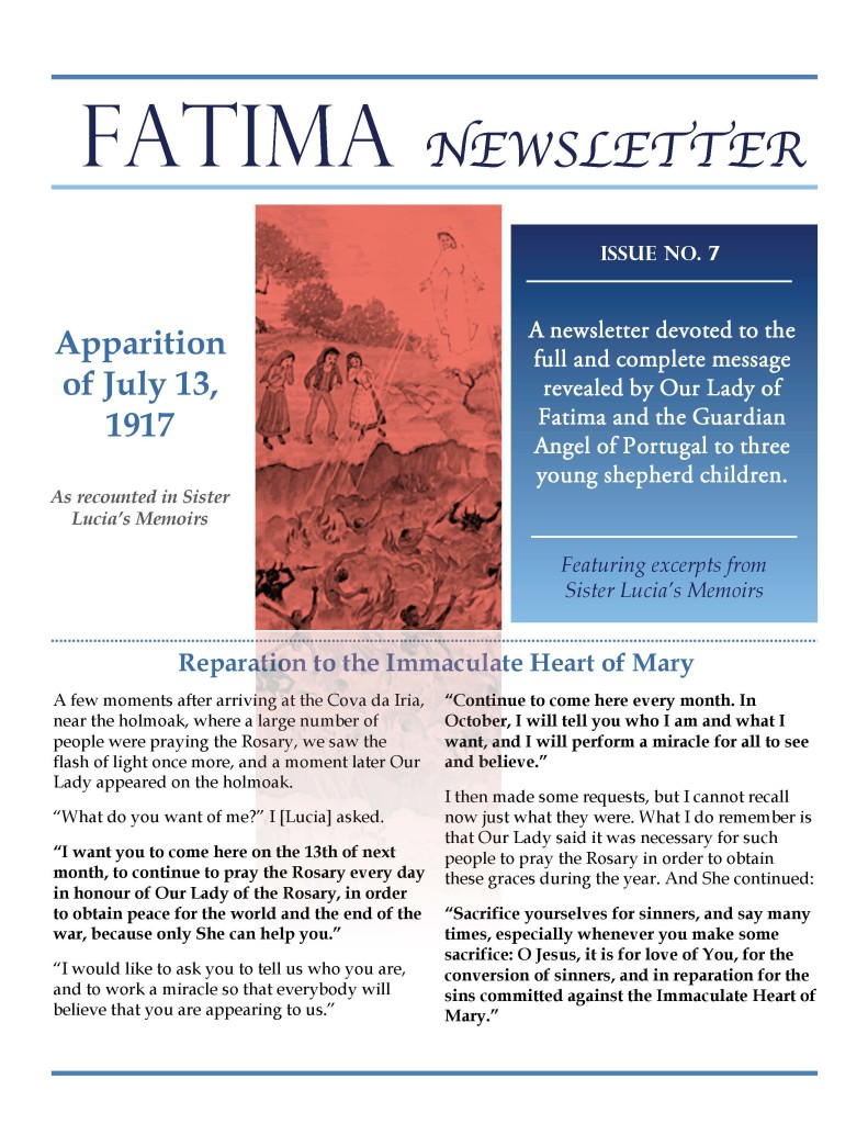 Fatima Newsletter_Issue 7_July 2019_Page_1