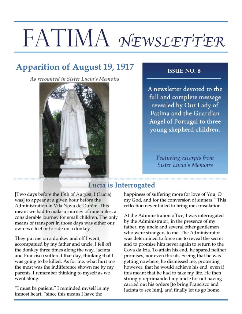 Fatima Newsletter_Issue 8_August 2019_Page_1