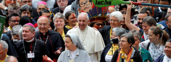 Synod of Amazonian bishops at the Vatican