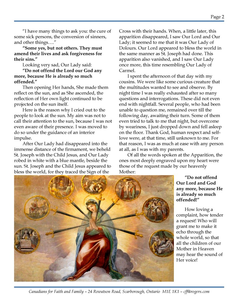 Fatima Newsletter_Issue 10_October 2019_Page_2