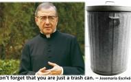 Escriva Trash Can