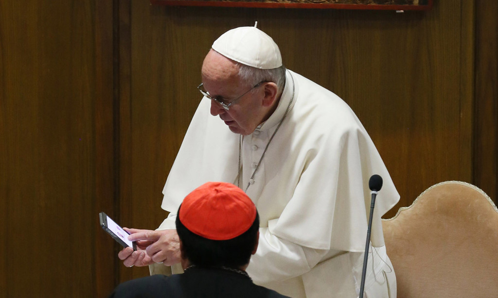 Pope Homophone