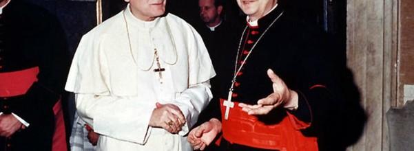 JPII Ratzinger