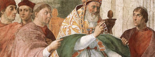 Papacy as Relation